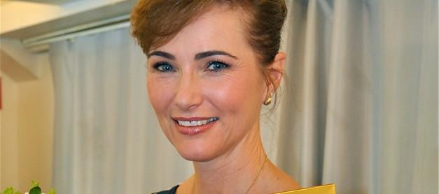 Hon vann Veterinärmagazinets tävling Årets Veterinär 2014